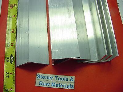 6 Pieces 1-12x 1-12x 18 Aluminum 6061 Angle Bar 36.5 Long T6 Mill Stock