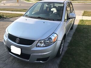 Suzuki SX4 2010 in mint conditions
