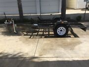 7 x 5 1250Kg GVM 3 Motor Bike Trailer  Epsom Bendigo City Preview