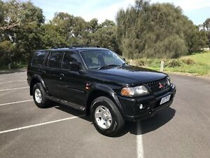 Mitsubishi challenger with RWC and 2020 rego