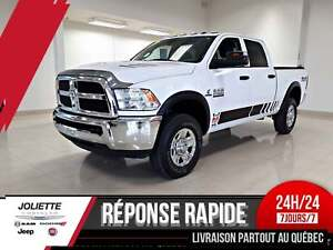 2017 Ram 2500 SXT, DIESEL, 4X4, OPTION -10 000LBS BT 6.4P,