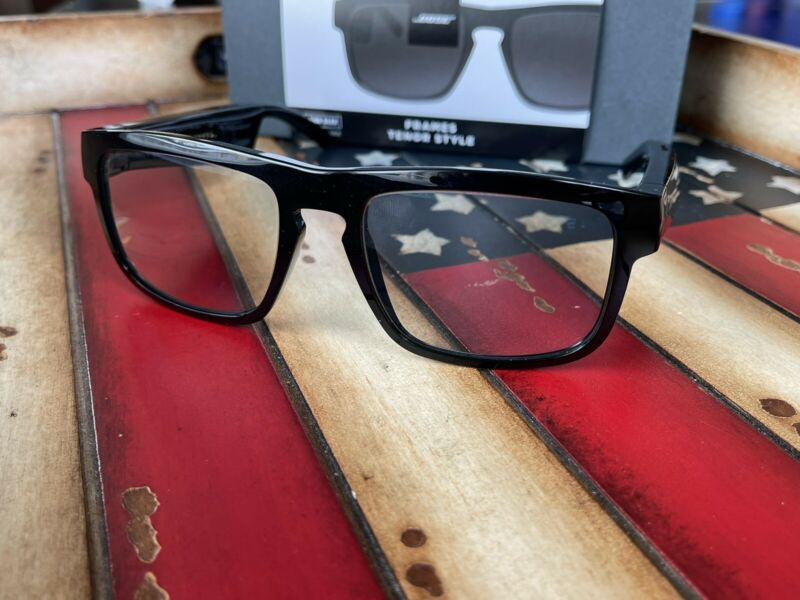 Bose Tenor Frames Transition Replacement Lenses With Or Without Prescription RX