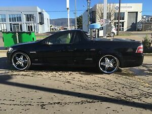 2007 Ve ss ute, 6 speed manual Hobart CBD Hobart City Preview