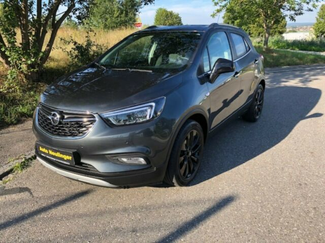 Opel Mokka X 1.6 CDTI INNOVATION Automatik*Navi*LED*