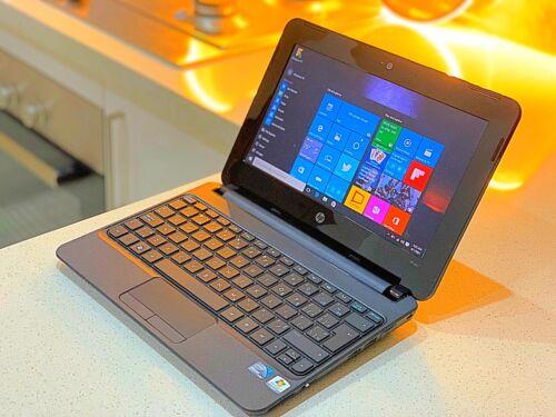 Laptop Windows - ༺ༀ༂࿅࿆ HP mini N450 Intel®™N450-160GB-USB•Windows 10༂ༀ༻#389