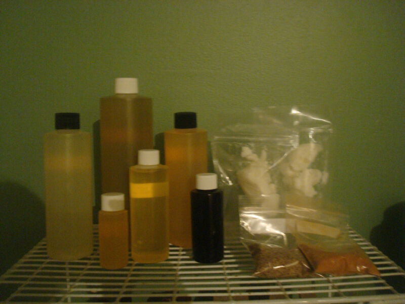 Cold Process Soap Kit #1
