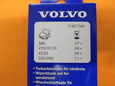 Original Volvo Wischerblätter vorne XC60 S60 V60 S80 V70 XC70 31457760 online kaufen