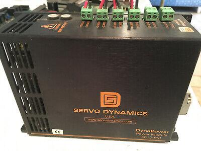 Servo Dynamics Power Module 4017-pm
