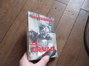 PAUL-MAUBOURG-la-cornaille-auto-edite-1985-oyonnax-photos