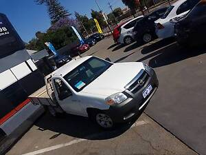 2009 Mazda BT50 Ute Mount Hawthorn Vincent Area Preview