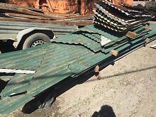 Corrugated iron / tin / zinc $6.6 per metre Ashfield Ashfield Area Preview