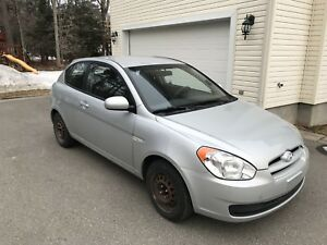 Hyundai Accent 2010 Hatchback Manual