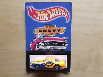 Hot Wheels Collector Chevy Series Camaro Z-28 Series No. 3 - Newsletter - New