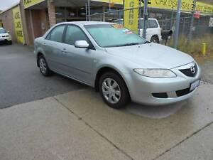 2002 Mazda 6 Manual - 4 Door Sedan Wangara Wanneroo Area Preview