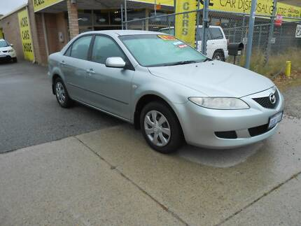 2002 Mazda 6 Manual - 4 Door Sedan Wangara Wanneroo Area Preview