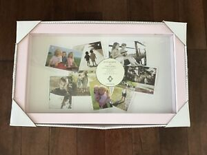 """Brand New Shadow Box (for photos). Measures 11"""" x 18"""""""