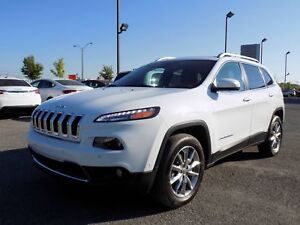 Jeep Cherokee Limited 4x4 2014 GROUPE TECH