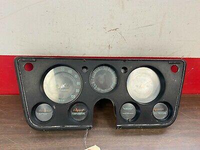 1967-72 CHEVY GMC PICKUP TRUCK DASH CLUSTER ORIGINAL 1020
