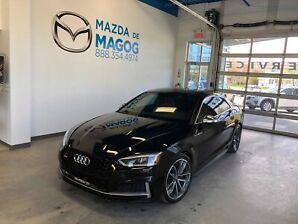 2018 Audi S5 Progressiv Quattro C