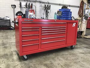 Snap On 73 inch Classic 96 Series Roll Cab Toolbox