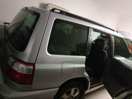Subaru forester2001 Jubilee Pocket Whitsundays Area Preview