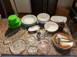Kitchen utensils. Very good condition