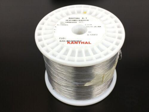 Kanthal A1 25 Gauge 5.57 lb (7,140 ft) Resistance Wire AWG A-1 ga