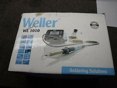 New Weller Digital Soldering Station We1010