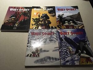 Billy Stuart lot de 5