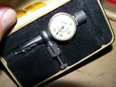 Gem Dial Test Indicator Old Vintage