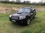 2007 Subaru Forester XT SG9 Dural Hornsby Area Preview