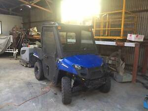 Polaris Ranger EV ATV Ballarat Central Ballarat City Preview
