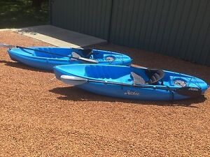 2 x Hobie lanai kayak Falcon Mandurah Area Preview