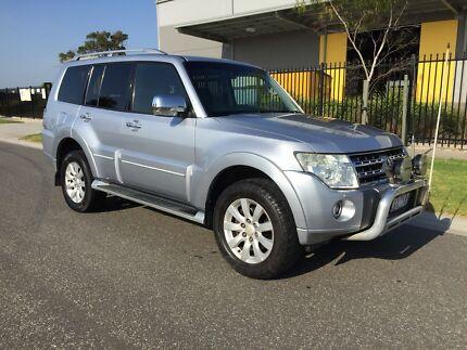 2010 Mitsubishi Pajero - Exceed Mordialloc Kingston Area Preview