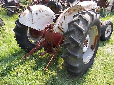 Firestone Tfr F151 13.6 X 28 Rear Tractor Tires 80 Tread Ford 800 Rear Rim