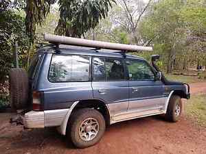 GLS Pajero Wagon Humpty Doo Litchfield Area Preview