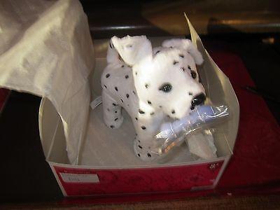 American Girl Dalmation Puppy Dog With Toy Bone-NIB  DOG COMES IN WRONG BOX