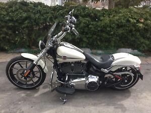 Softail Breakout Harley Davidson 2014