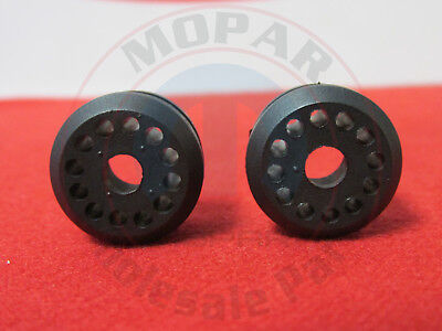 Dodge Ram 1500 2500 3500 4X4 transfer case shifter linkage bushing grommet 2pcs