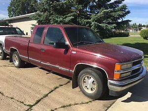 1996 Chev Silverado 1500 2WD