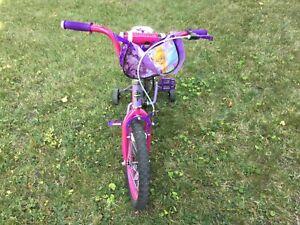 Vélo débutant enfant