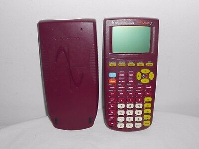 Texas Instruments TI-82 Stats. French Calculator