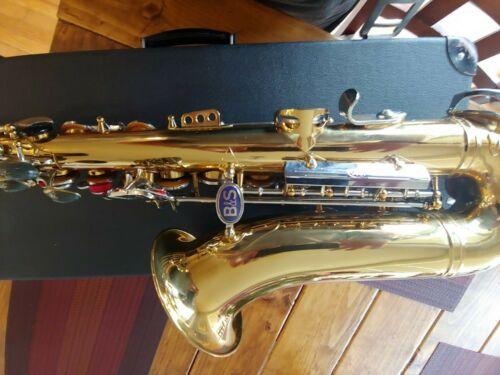 B&S Blue label Alto Saxophone