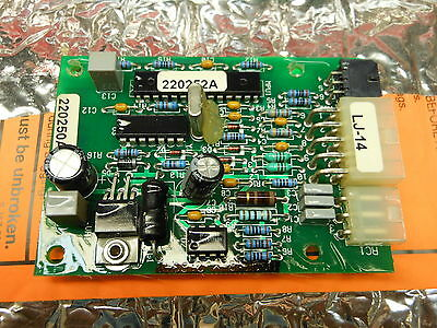 Miller Millermatic 350 220250 1pk Circuit Card Assytach Wprogram 23989