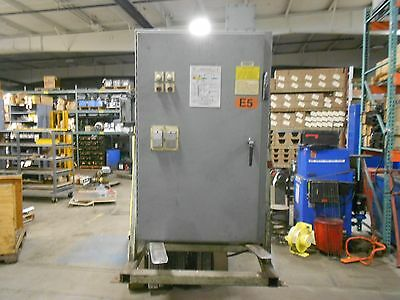 Tilt Rotate Table Controller 480v 3 Phase 60 Hz 7 Amps 17988lr