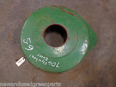 John Deere 70 Gas Lp Allfuel Flywheel Cover