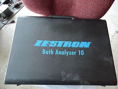 Zestron Bath Analyzer 10 Model10 With Case