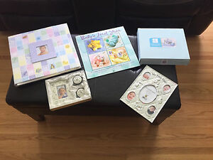 Baby Scrap book, Calendar, Frames