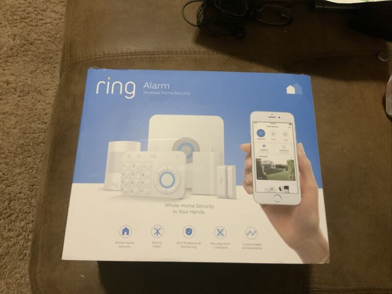 Ring Alarm Wireless Home Security System