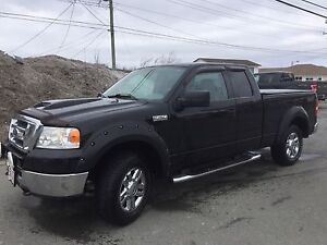 2007 Ford F-150 XLT, Ext Cab, inspected